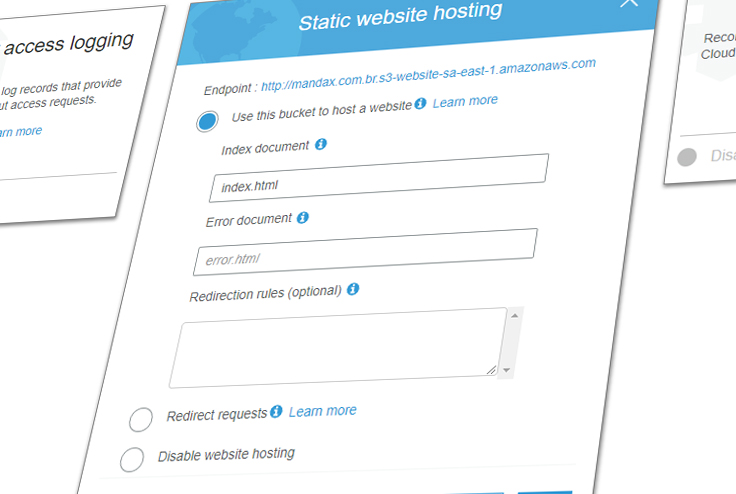 Static Blog: Using Hugo, S3 and deploying with Gitlab pipeline - Mandax